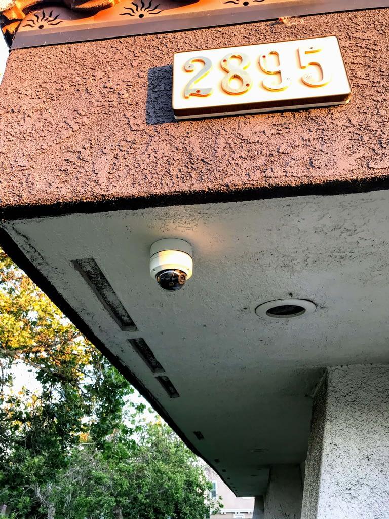 Commercial Camera Installation